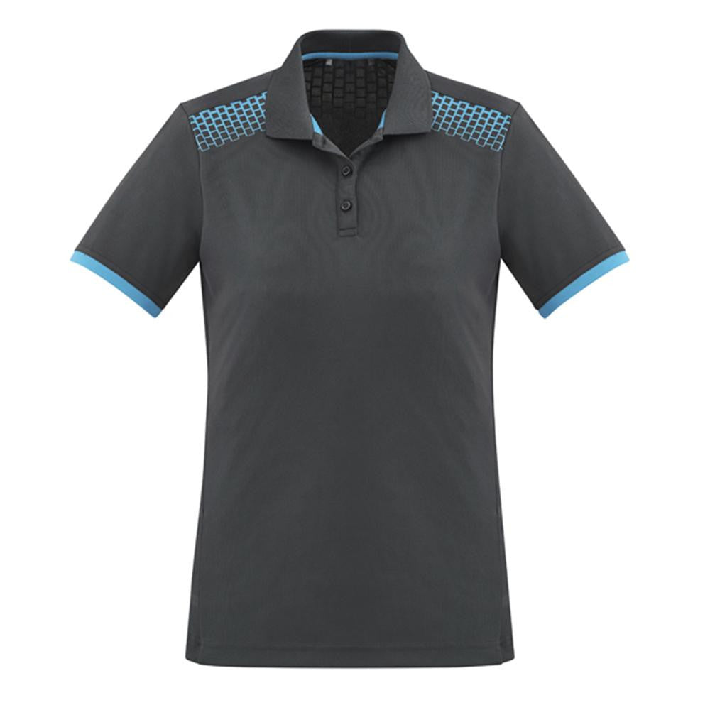Ladies Galaxy Smart Polo - SPORTS DEAL