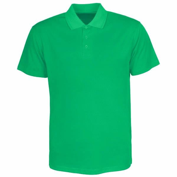 Sports Polo Plain Shirt For Kids - SPORTS DEAL