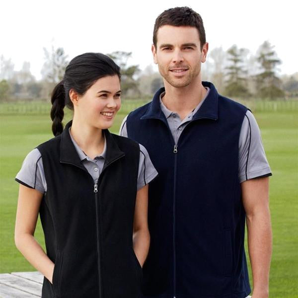 Mens Trinity Micro Fleece Vest - SPORTS DEAL