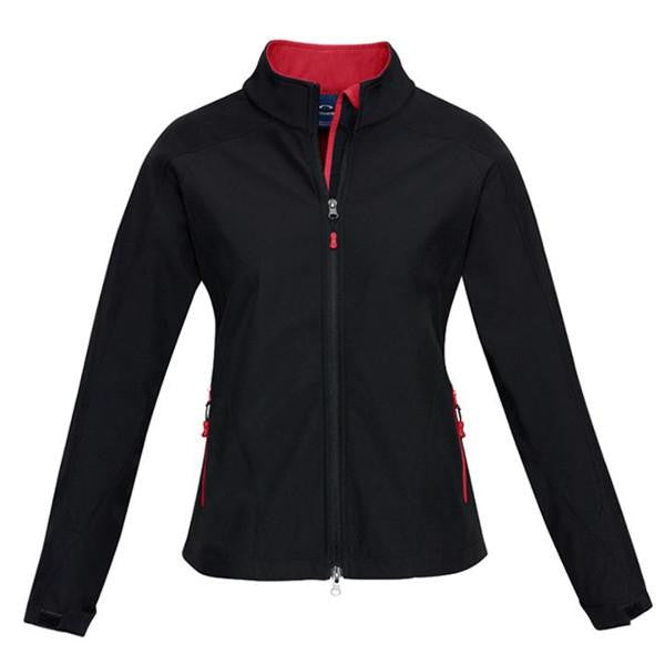 Ladies Geneva Softshell Jacket - SPORTS DEAL