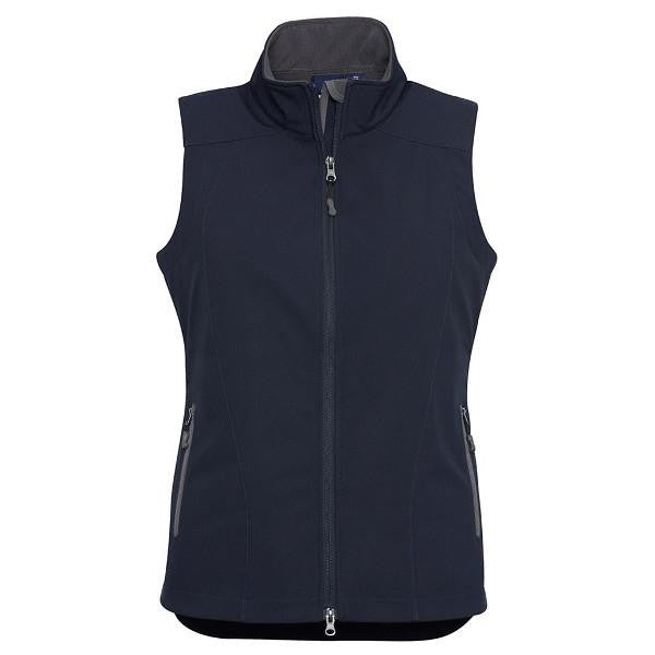 Ladies Geneva Softshell Vest - SPORTS DEAL