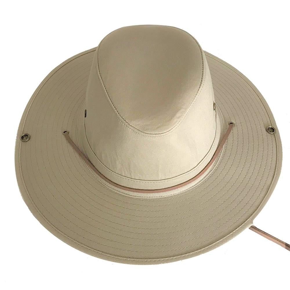 Safari Cotton Twill Everyday Sun Hat UPF 50+ - SPORTS DEAL