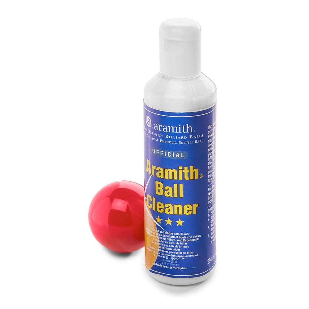 Aramith Snooker Billiard Pool Ball Cleaner & Cloth