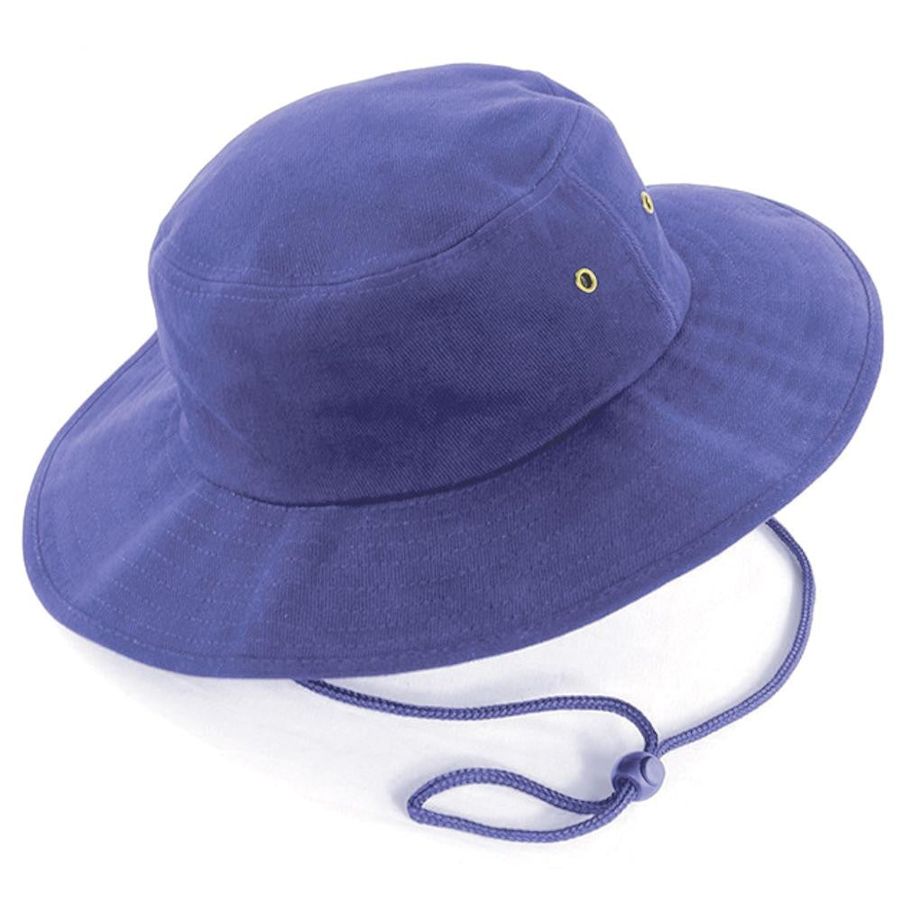 Heavy brushed cotton Everyday Sports UPF 50+ Sun Hat - SPORTS DEAL