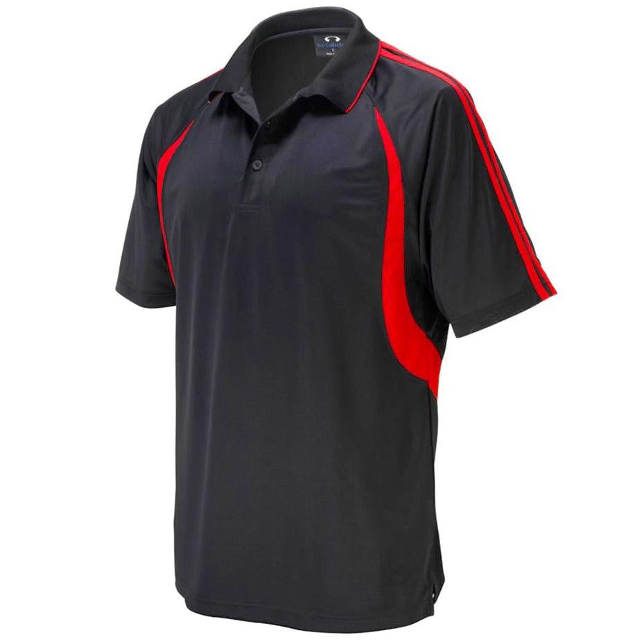 Mens Flash Sports Team Polo - SPORTS DEAL