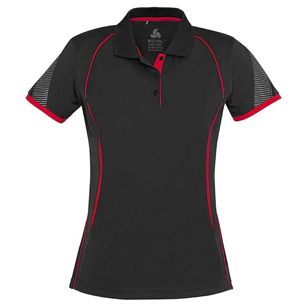 Ladies Razor Sports Team Polo