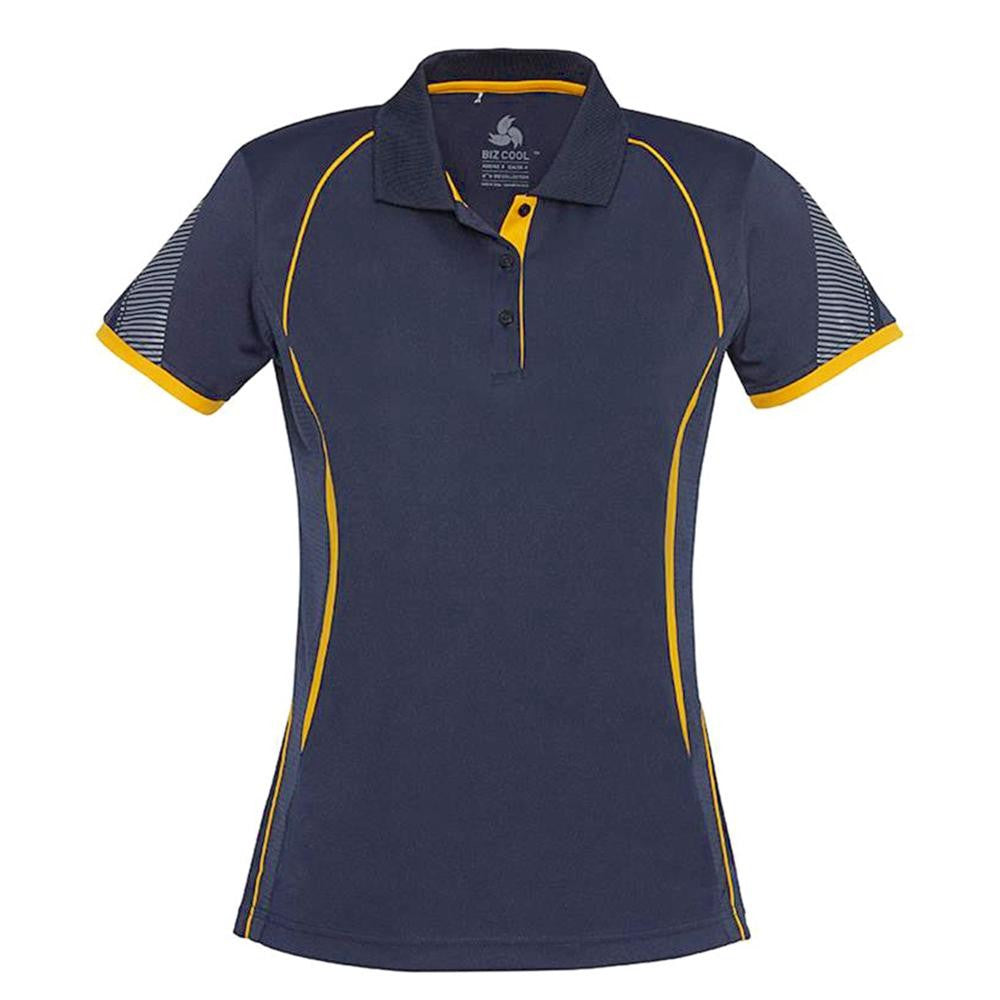 Ladies Razor Sports Team Polo - SPORTS DEAL