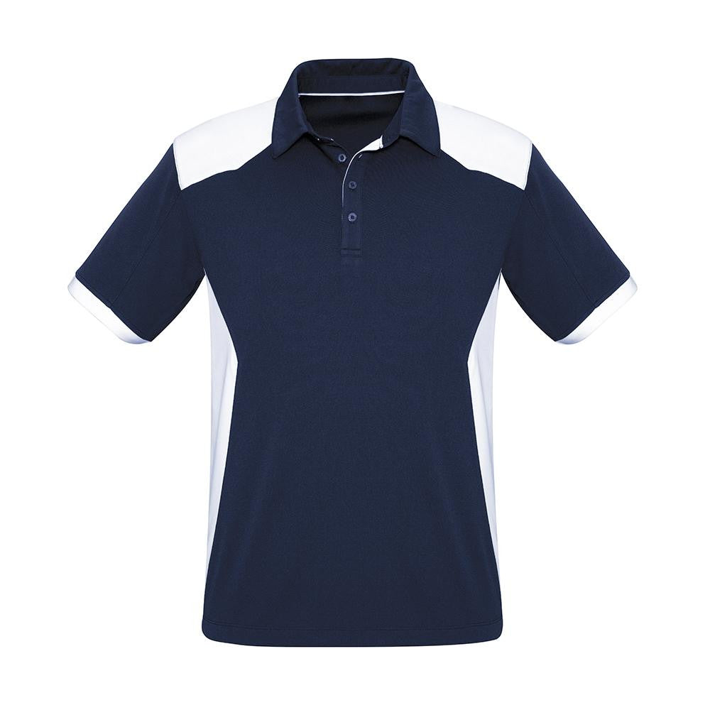 Mens Rival Sports Team Polo