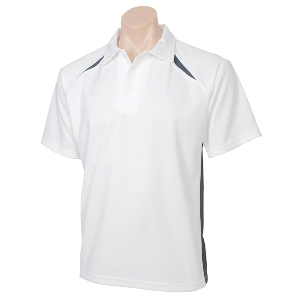 Mens Splice Sports Team Polo - SPORTS DEAL