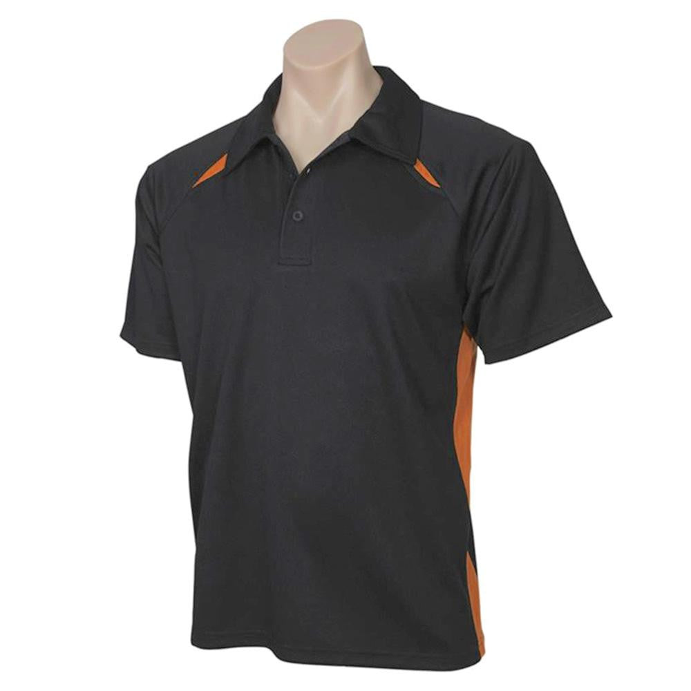 Mens Splice Sports Team Polo