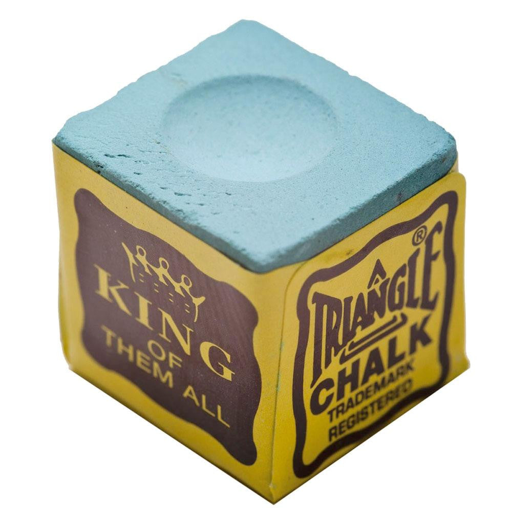 Tweeten Triangle Green Chalk Dozen Cubes