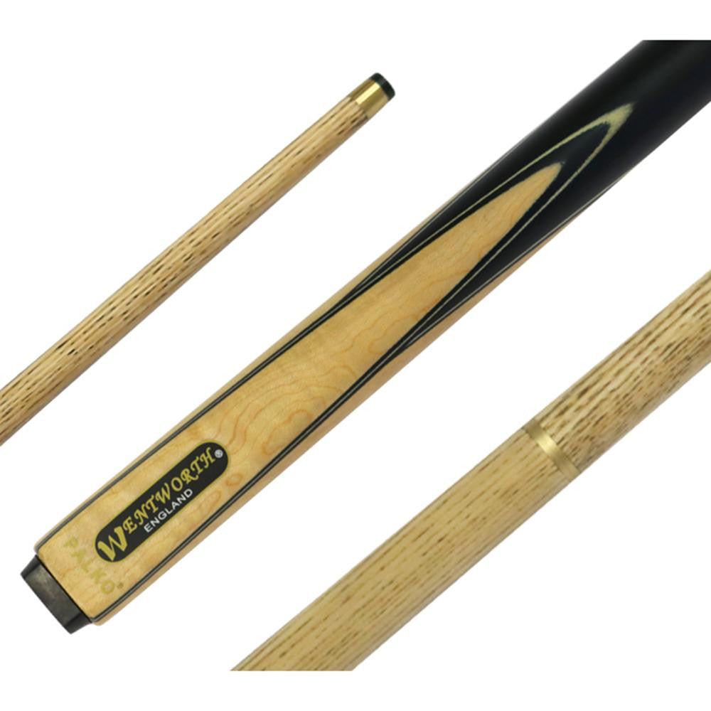 Wentworth Ash Shaft Snooker Billiards & Pool Cue - SPORTS DEAL