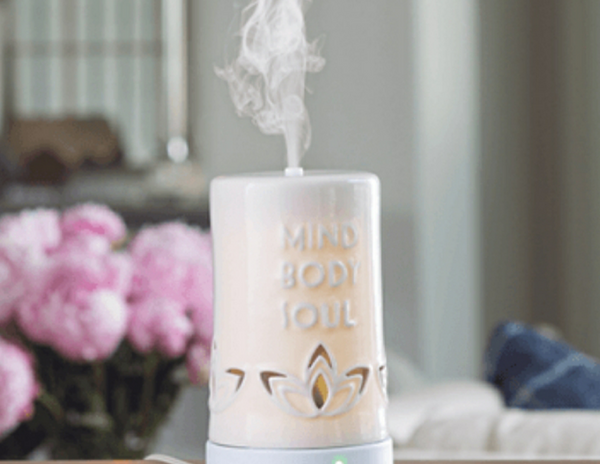 Ultra Sonic Diffuser, Mind ,Body & Soul