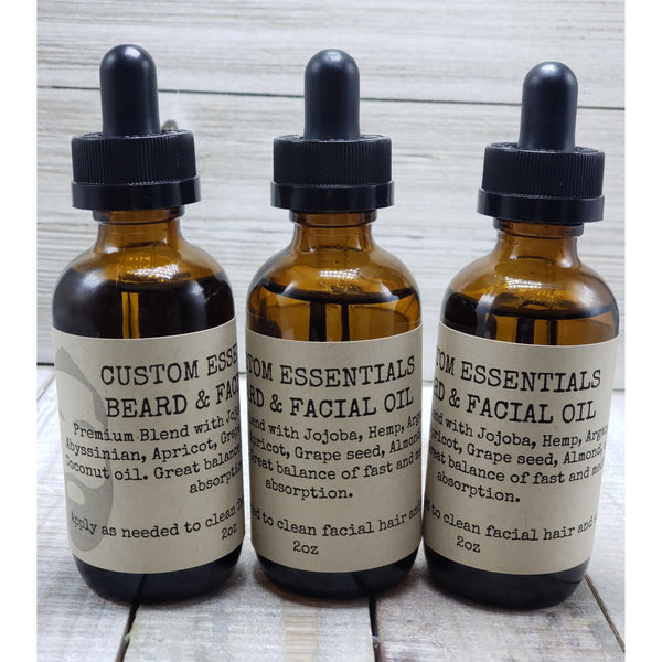Beard & Facial Oil