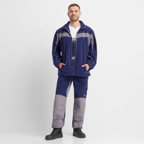Premium Workwear Fleecejacke
