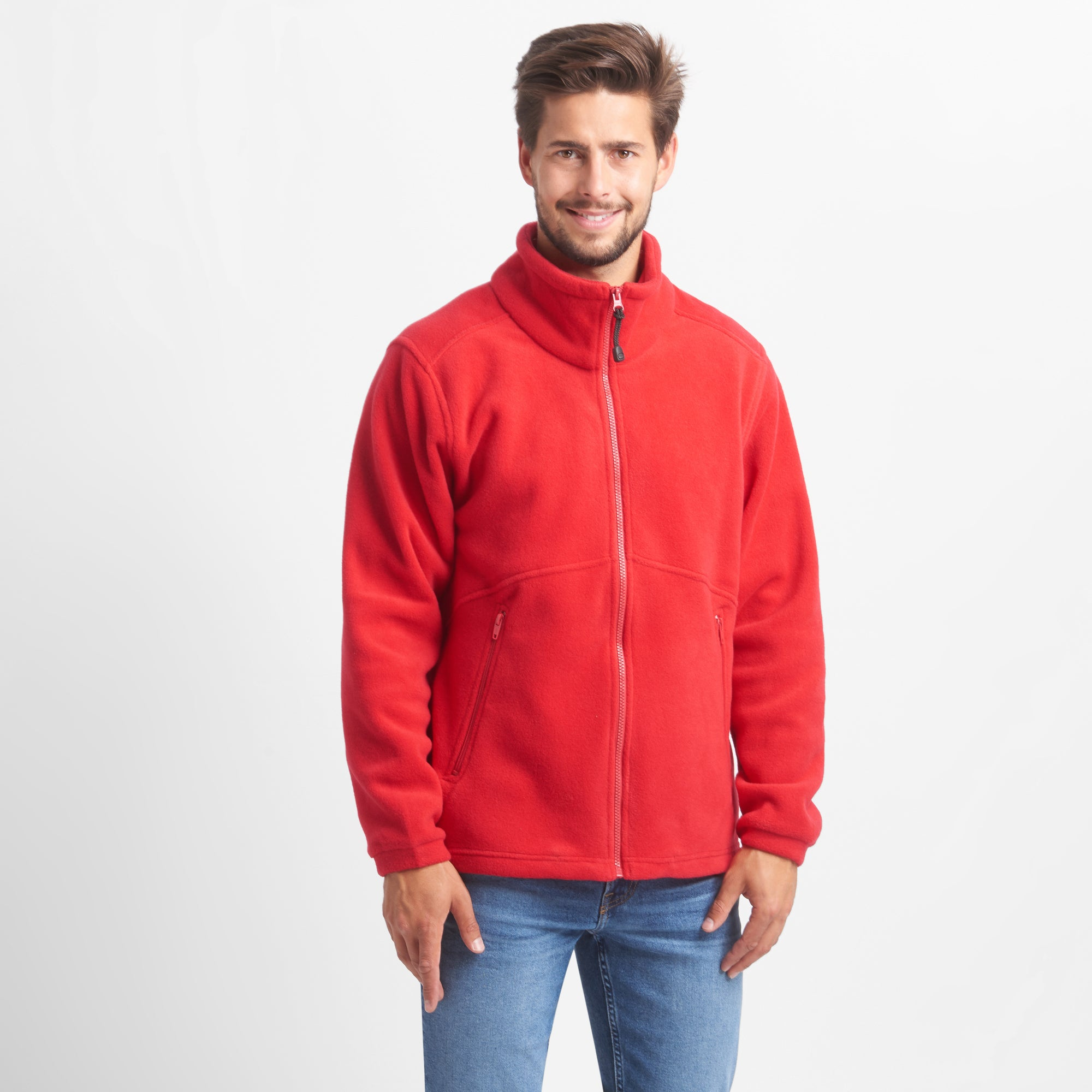 B&C BCFU703 Light-Weight Fleecejacke Unisex bei Textil One besticken