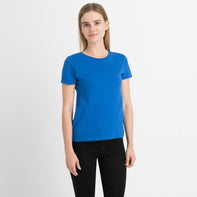 Basic T-Shirt Damen