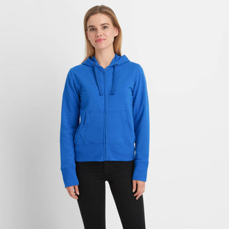 Basic Sweatjacke Damen