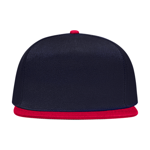 double-french-navy-classic-red