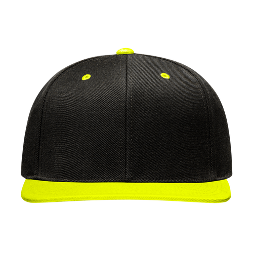 double-black-neon-yellow