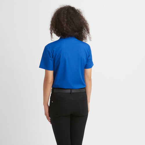 Russell Z935F Basic Easy-Care Bluse kurzarm bei Textil One besticken