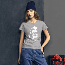 Load image into Gallery viewer, Jesus Salva Diem #1 Women T-Shirt (shipping from USA)