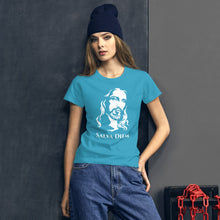 Load image into Gallery viewer, Jesus Salva Diem #1 Women T-Shirt (shipping from EU)