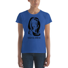 Load image into Gallery viewer, Holy Mary Salva Diem #2 Women t-shirt (shipping from USA)