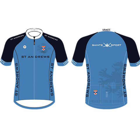 USTATC Short Sleeve Cycle Jersey