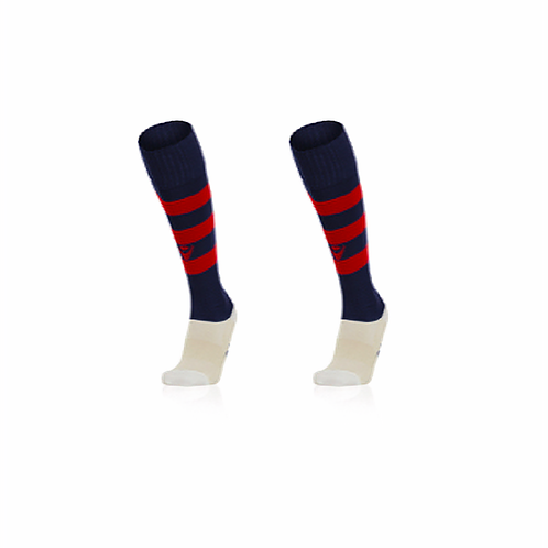 Hoops Match Sock