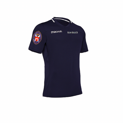 SLM Blues Jet Match Shirt