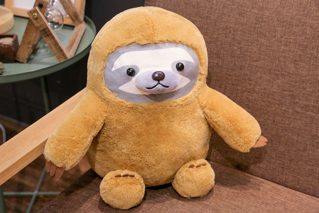 Sloth Plush Toys and Sloth Backpack