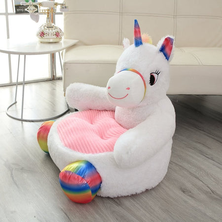 Child Plush Sofa Chair