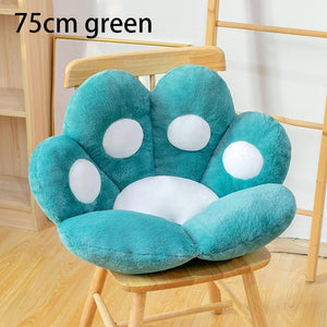 Paw Plush Pillow