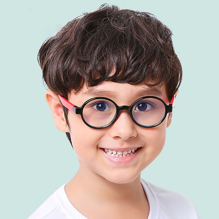 Silicone Anti-blue Light Glasses