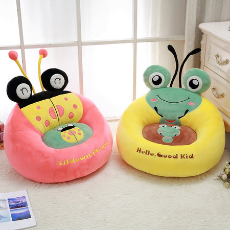 Cartoon Plush Child Sofa