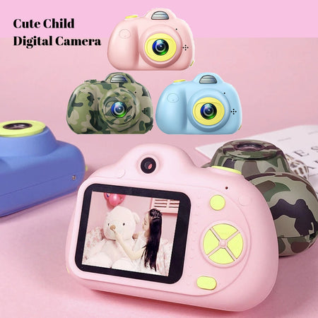 Mini Digital Camera for Children
