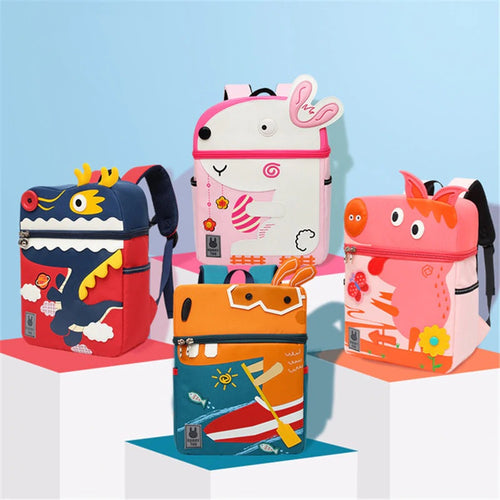3D Children Backpack