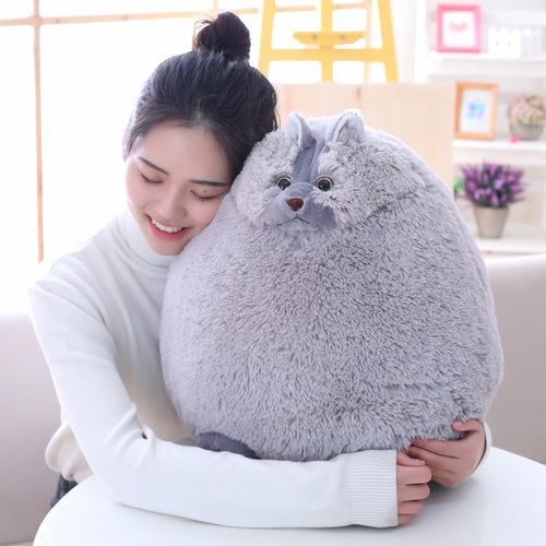 Fluffy Persian Cat Plushies
