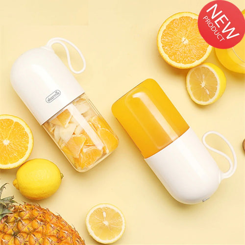 Mini Portable Juicer Blender