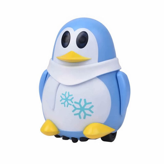 Smart Inductive Robot/Penguin Line Following Toys