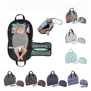 Multi-function Diaper Changing Bag