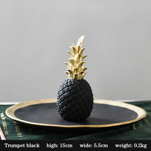 Nordic Style Pineapple Home Decor