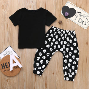 Skull Tops and Pants