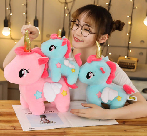 Cute Unicorn Plushies