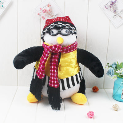 HUGSY the Cute Penguin