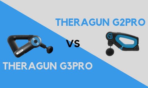 Theragun G3pro Vs Theragun G2pro Recovery For Athletes