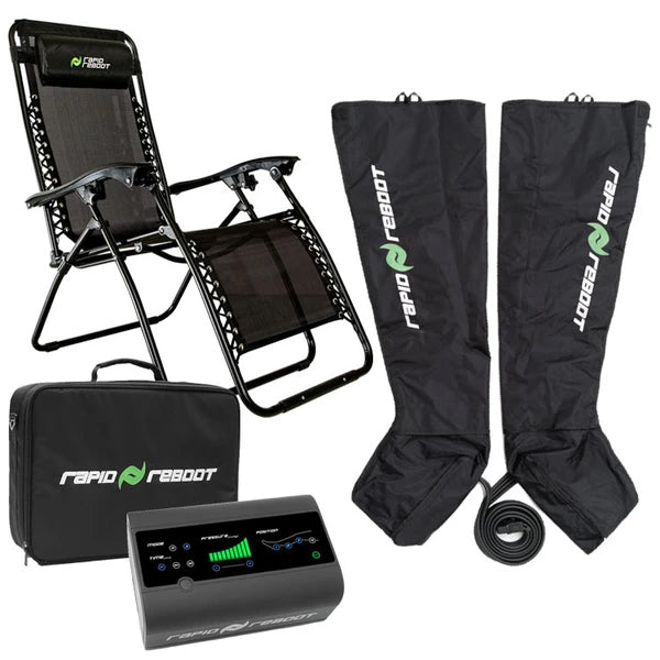 Rapid Reboot Lower Body Compression Recovery System package