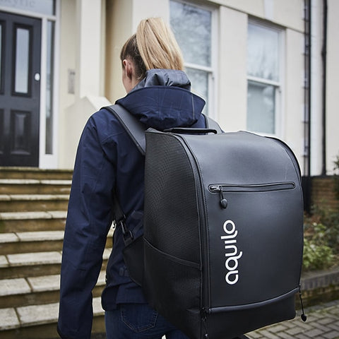 Aquilo Ice Machine Control Unit As Back Pack
