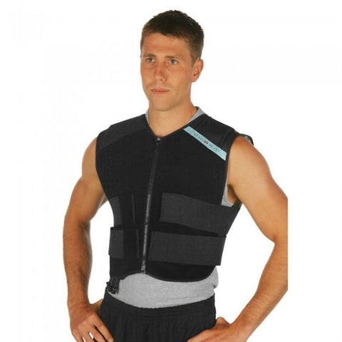 Game Ready Cooling Vest with model